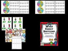 Word Family Bootcamp! Superhero Theme