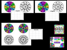 Sparkle Spin: Add and Subtract
