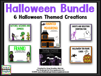 Halloween BUNDLE!