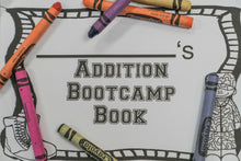 Addition Bootcamp! Monster Theme