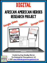 Digital African American Heroes Research Project