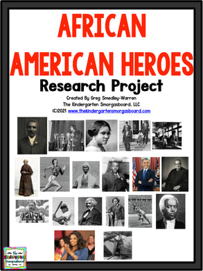 African American Heroes Research Project