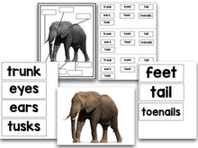 Zoo Animals: A Research and Writing Project PLUS Centers!