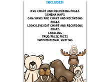 Arctic Animals Research Project! Without Centers