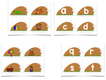 Basting Turkeys! Letters and Sounds