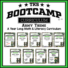 TKS Bootcamp BUNDLE! (Army Theme)