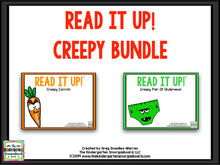 Read It Up! Creepy Bundle