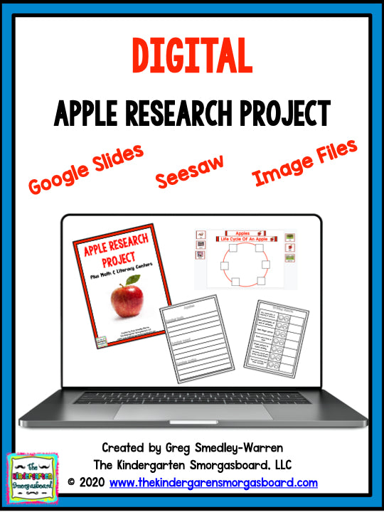 Digital Apple Research Project