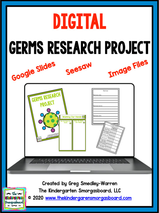 DIGITAL Germs Research Project