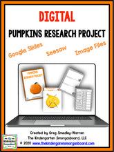 Digital Pumpkins Research Project