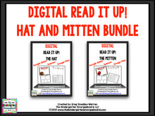 DIGITAL Read It Up! The Hat & The Mitten Bundle