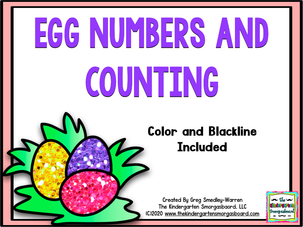 Egg Numbers and Counting