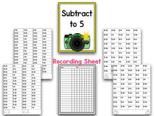 Addition And Subtraction Fluency