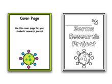 Germs Research Project