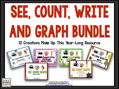 See, Count, Graph: BUNDLE!