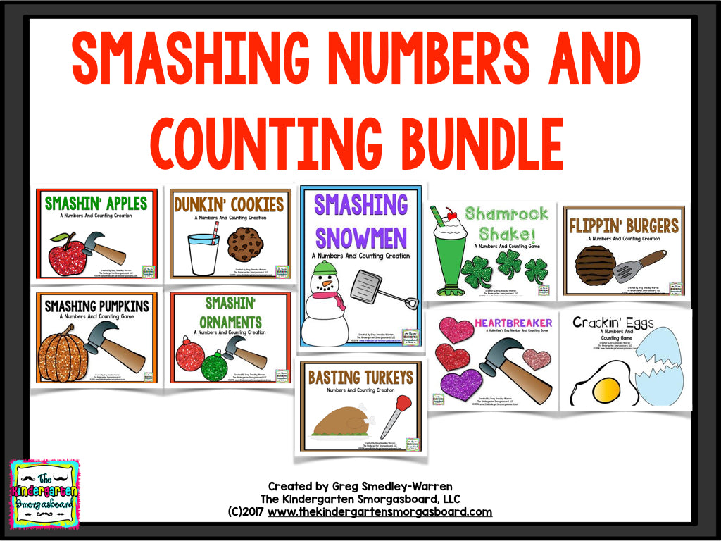 Smashing Numbers and Counting BUNDLE!