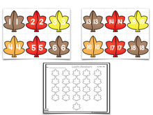 Leafy Learning: Letters, Sounds, Numbers, and Counting