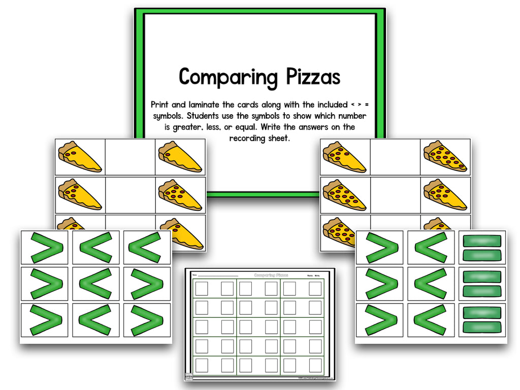 Math It Up Comparing Numbers Greater Than Less Than The