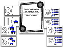 Monster Truck Numbers and Counting