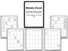 Number Bootcamp: Numbers and Counting 1-20 (No Theme)