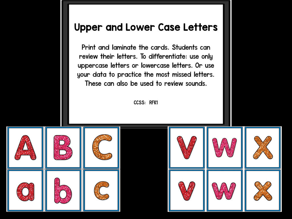 Quiz Quiz Trade Review Games! A Letters, Sounds and Math Creation ...
