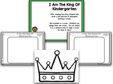 Read It Up! The King of Kindergarten