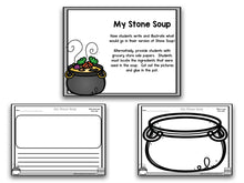 Read It Up! Stone Soup