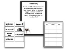 Spiders: A Research and Writing Project PLUS Centers!
