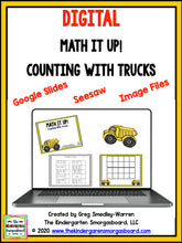 Digital Math It Up! Counting With Trucks