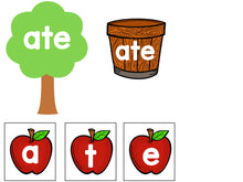 A Bushel Of Sight Word Apples