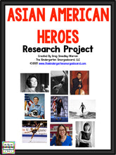 Asian American Heroes Research Project