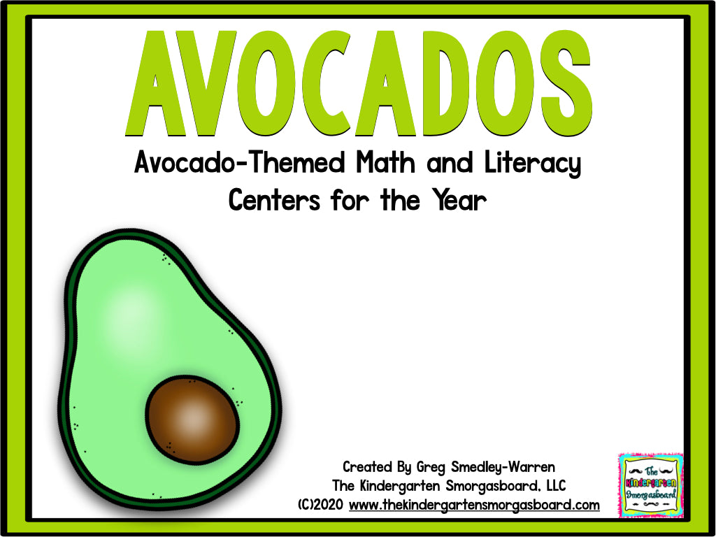 Avocado Centers For The Whole Year