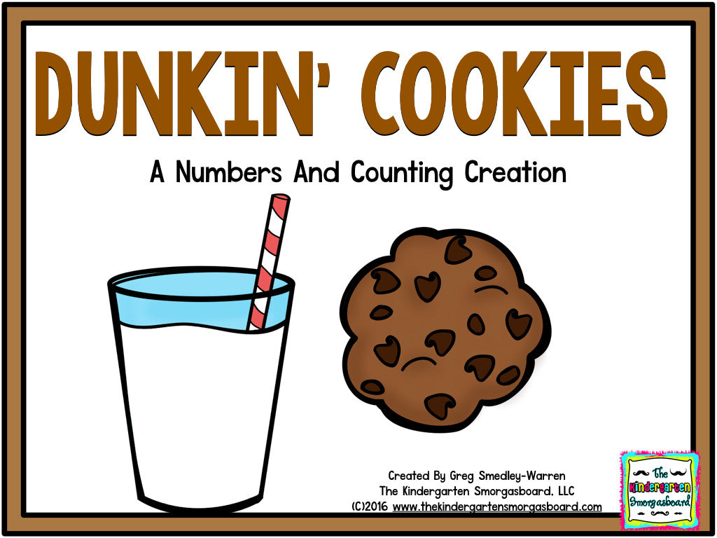 Dunkin' Cookies! Numbers and Counting
