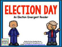 Election Day Emergent Reader