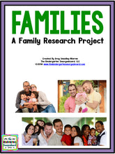 Families: A Research and Writing Project