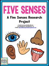 Five Senses Research Project