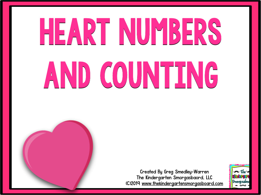 Heart Numbers and Counting