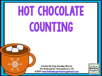 Hot Chocolate Counting And Numbers