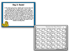 Math It Up! Ducks In The Pond
