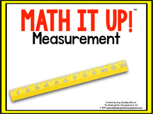 Math It Up! Measurement