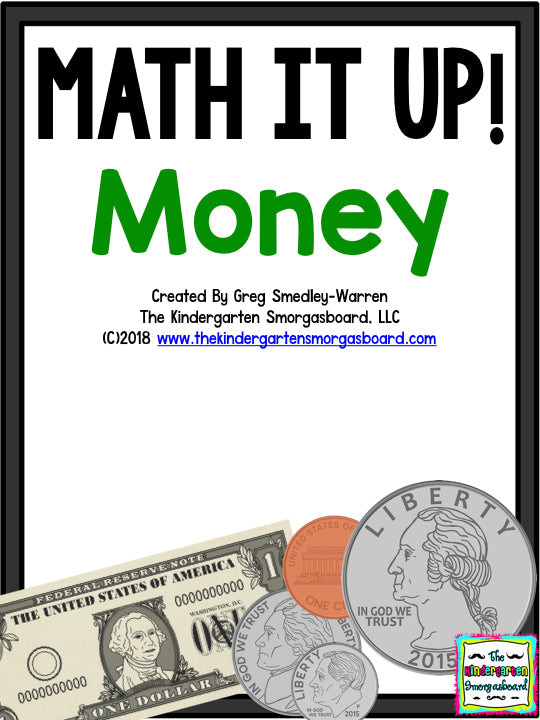 Math It Up! Money