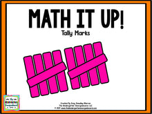 Math It Up! Tally Marks