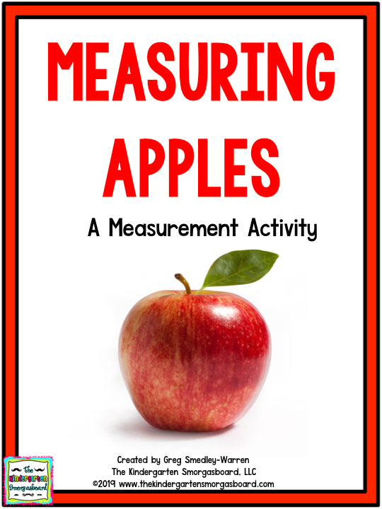 Measuring Apples