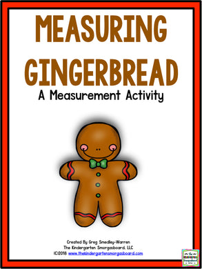 Measuring Gingerbread