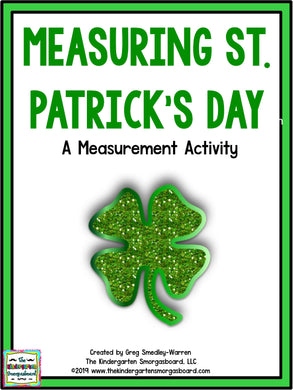 Measuring St. Patrick's Day