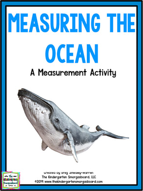 Measuring the Ocean