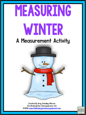 Measuring Winter