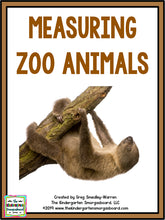 Measuring Zoo Animals