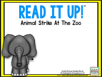 Read It Up! Animal Strike at the Zoo