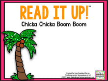 Read It Up! Chicka Chicka Boom Boom